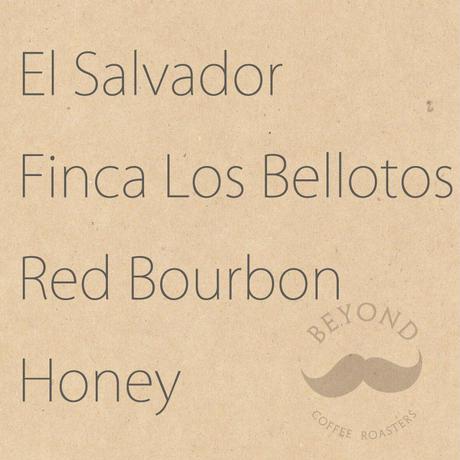 El Salvador Finca Los Bellotos Red Bourbon Honey- 200g