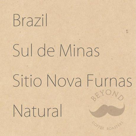 Brazil Sul de Minas Sitio Nova Furnas Natural process - 200g