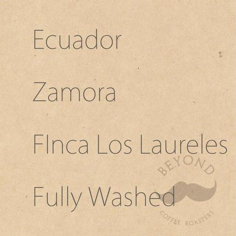 Ecuador Zamora Finca Los Laureles Ilda Mayo Fully Washed - 200g