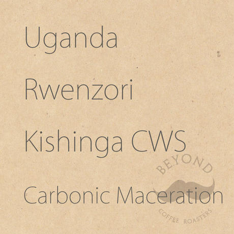 Uganda Rwenzori Kisinga CWS Carbonic Maceration - 200g
