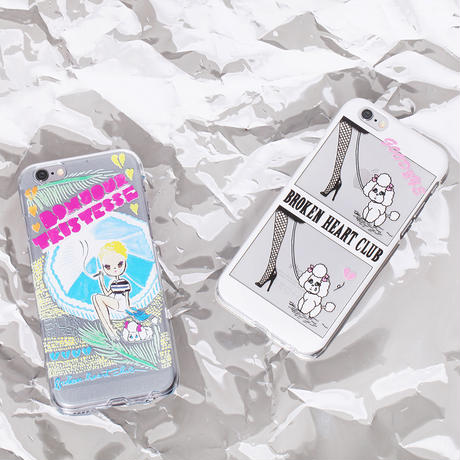 """BROKEN HEART CLUB""  iPhone6 Case"