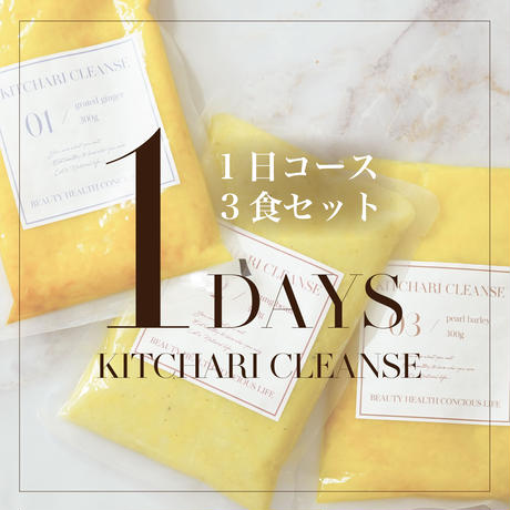 KITCHARI CLEANSE 1DAYS