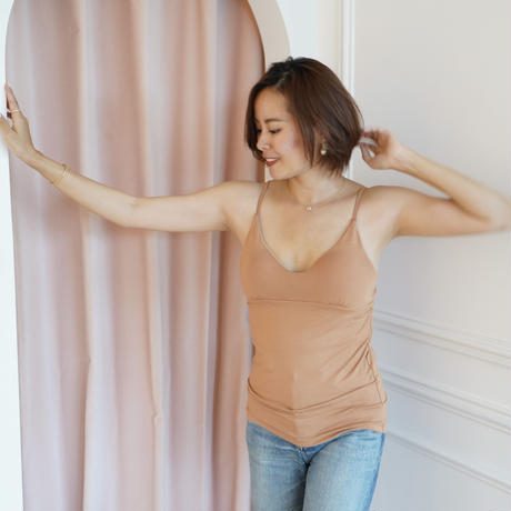 HIGH QUALITY CAMISOLE【LH21S003】