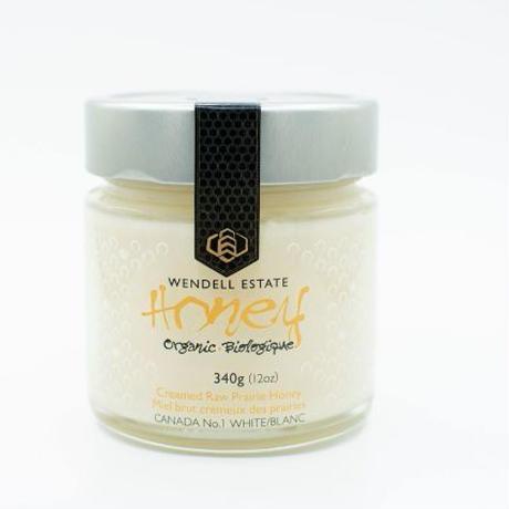 Organic Wendell Estate Honey 340g
