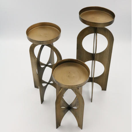 0420-115S Candle Holder S