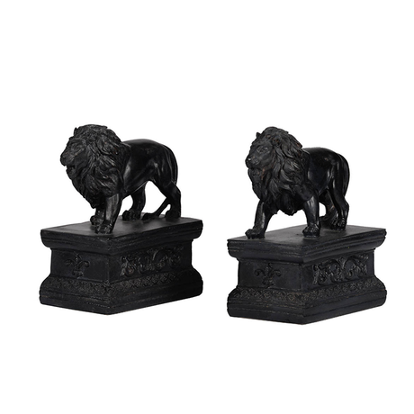 0420-134 Bookend LION