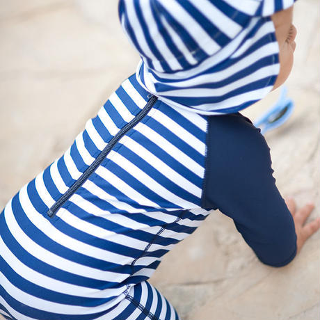 "Archimede ""BORIS HAT UV Protection"" SPF50+UVプロテクション スイムハット for Babys & BOYS"