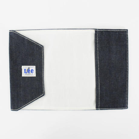 LEE BOOK COVER  46判  DENIM BLUE