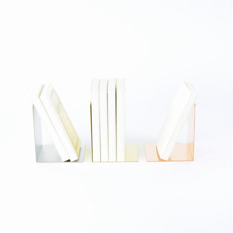 BOOK END BRASS