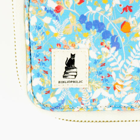 LIBERTY PRINT BOOK POUCH