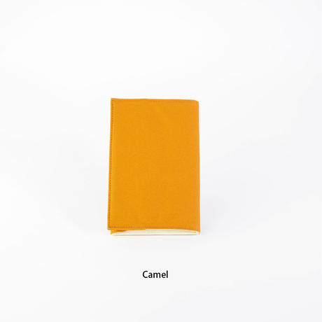 COTTON CANVAS BOOKCOVER 新書