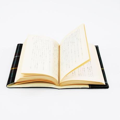 LOCHCARRON TARTAN BOOKCOVER 文庫