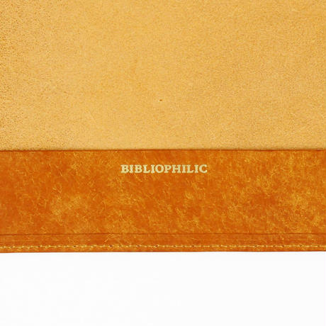 PUEBLO LEATHER BOOKCOVER 文庫