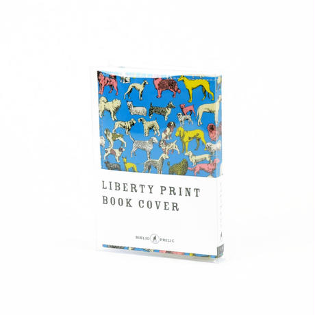 LIBERTY PRINT BOOK COVER 文庫