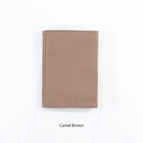 COTTON CANVAS BOOKCOVER 文庫