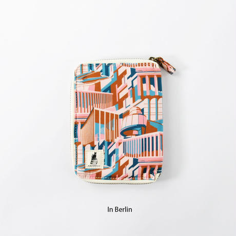LIBERTY PRINT BOOK POUCH 2020 SS TRAVELS
