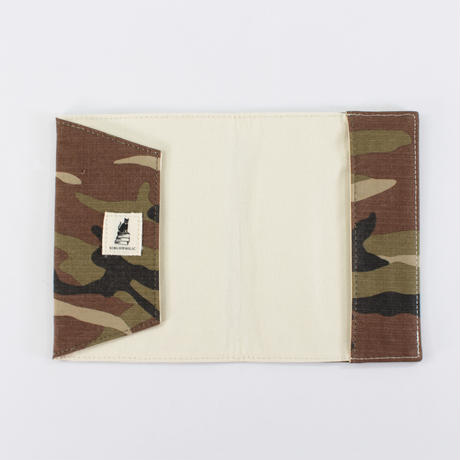 CAMOUFLAGE BOOK COVER 文庫