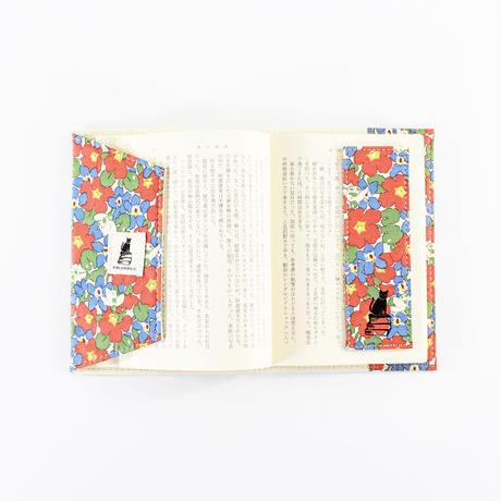 LIBERTY PRINT BOOK COVER 文庫