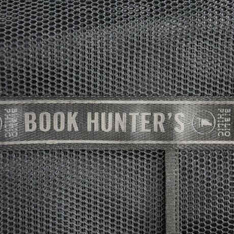 BOOKHUNTER'S TOTE BAG MESH
