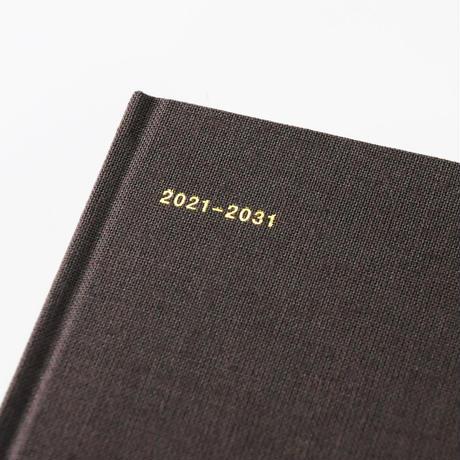 10年メモ2021-2031