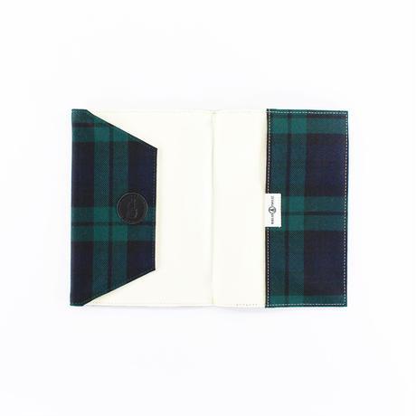 LOCHCARRON TARTAN BOOKCOVER 46判