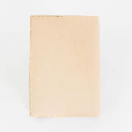 COW LEATHER BOOK COVER 46判 栃木レザー