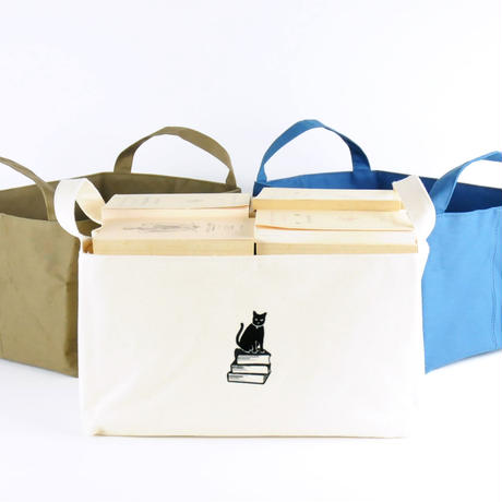 BOOK TOTE BAG