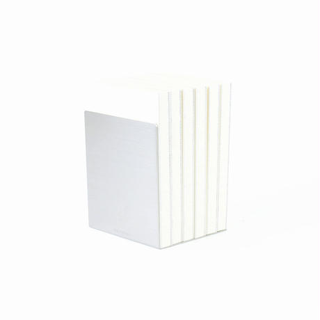 BOOK END STAINLESS STEEL