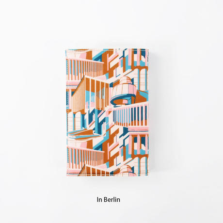 LIBERTY PRINT BOOK COVER 新書 2020 SS TRAVELS