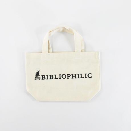 BIBLIOPHILIC キャンバストートバッグ Sサイズ  OUTLET