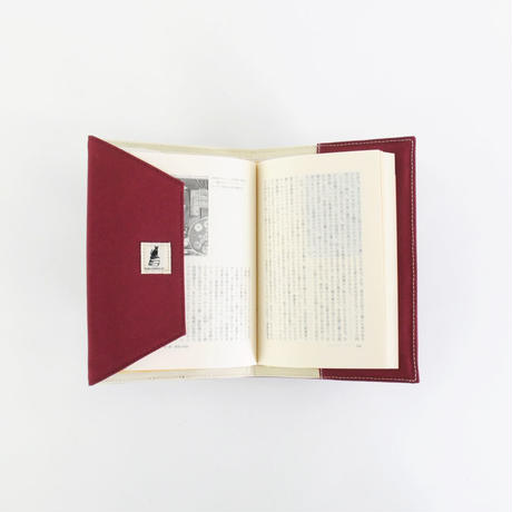COTTON CANVAS BOOKCOVER 46判