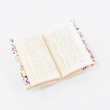 LIBERTY PRINT BOOK COVER 文庫 2021 SS SEASONAL