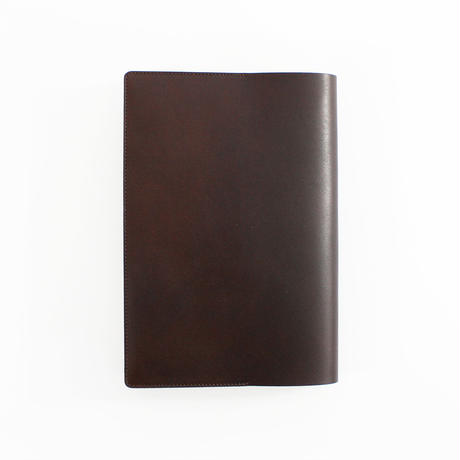 COW LEATHER BOOK COVER A5判