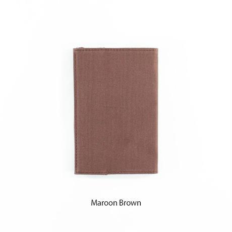 COTTON CANVAS BOOKCOVER 新書