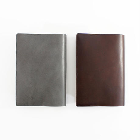COW LEATHER BOOK COVER 46判