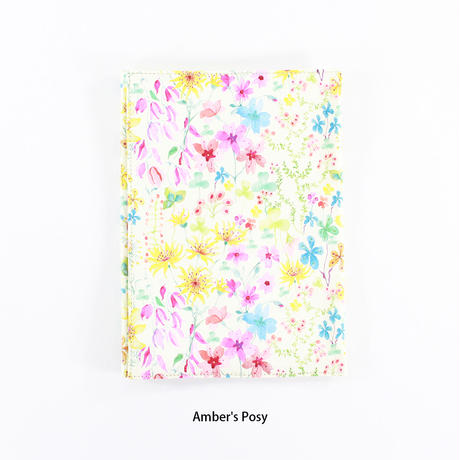 LIBERTY PRINT BOOK COVER A5判