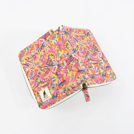 LIBERTY PRINT BOOK POUCH 2020 From Japan With Love