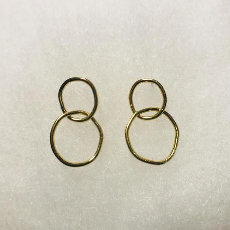 circle pierce double [VP-041]