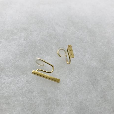 I earring [VE-037sl]