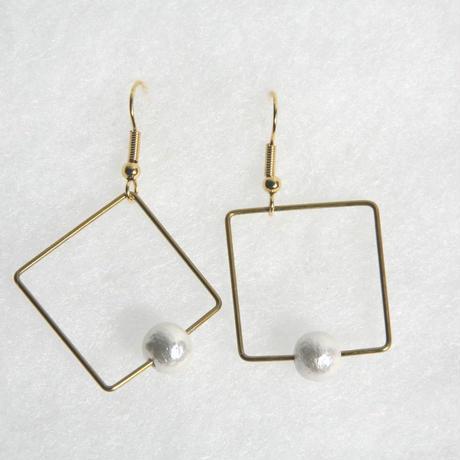 sikaku pearl pierce [VP-032w]