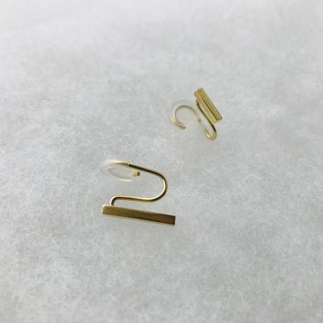 I earring [VE-037sm]