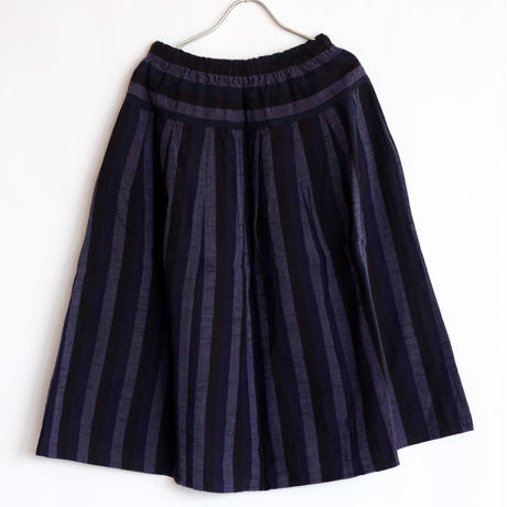 YAMMA   会津木綿タックスカート