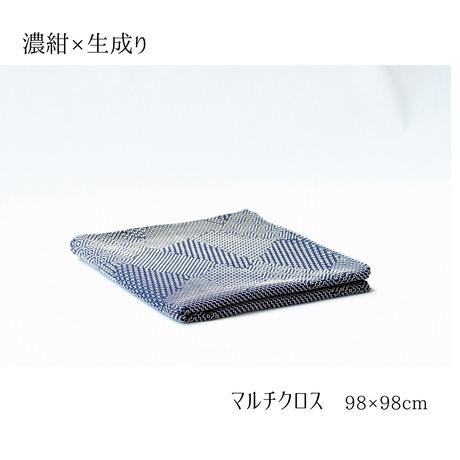 刺し子織 多用布