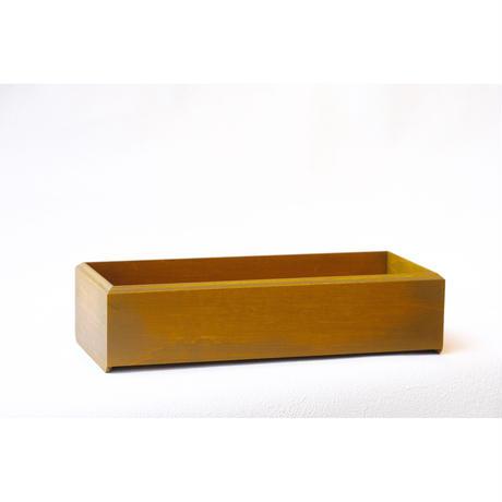 fumibaco deep tray /漆文箱深型