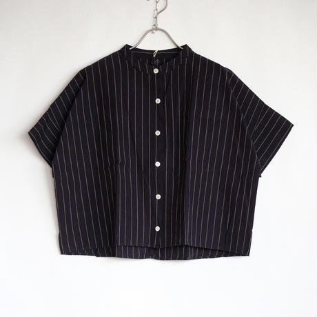 ASC-SH-SD  スタンドカラーシャツ半袖