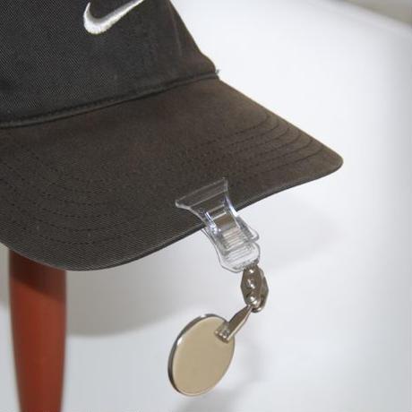 帽子に付けるバックミラー        詳細はこちら