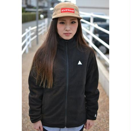 DSF リフレクションフリースjacket black