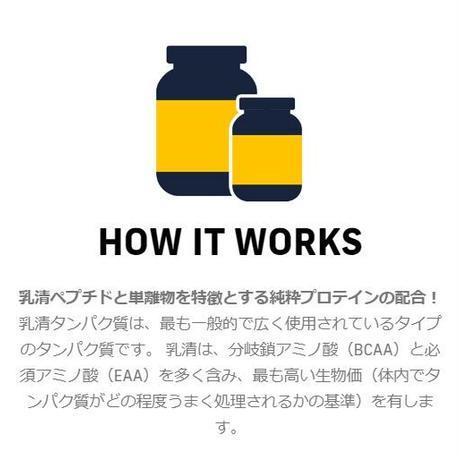 たんぱく食品(プロテインパウダー)【キャラメル】