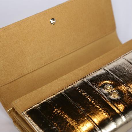 【即納可】【マツコさん購入】隕石入り金財布【超隕石改運鰻昇財布】パワーアップ【芸能界御用達】