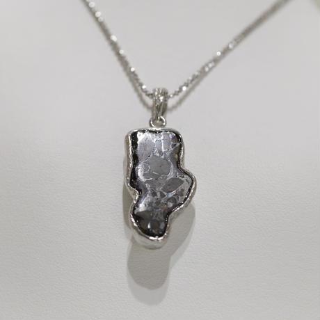 イミラックパラサイト隕石®︎プラチナ900ダイヤモンドネックレス【NewwayZ】